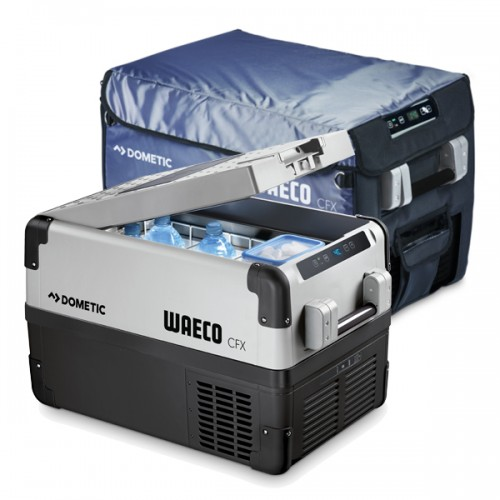 Dometic Waeco CFX35W with Cover Portable Fridge Model CFX-35W
