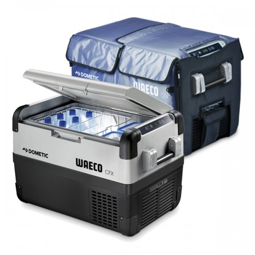 Dometic Waeco CFX50W with cover Portable Fridge Model CFX-50W
