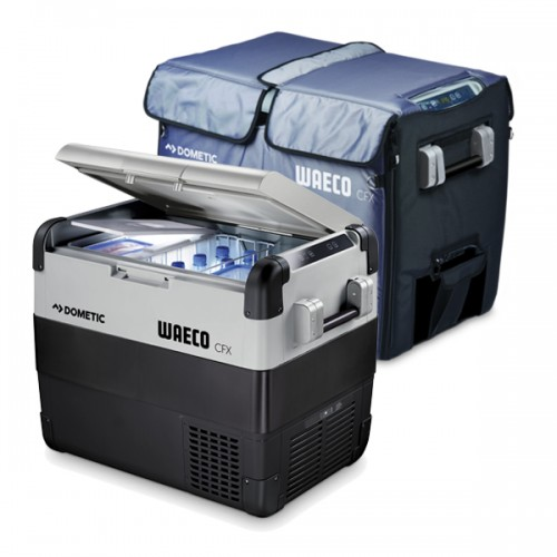 Dometic Waeco CFX65DZ with cover Portable Fridge Model CFX-65DZ