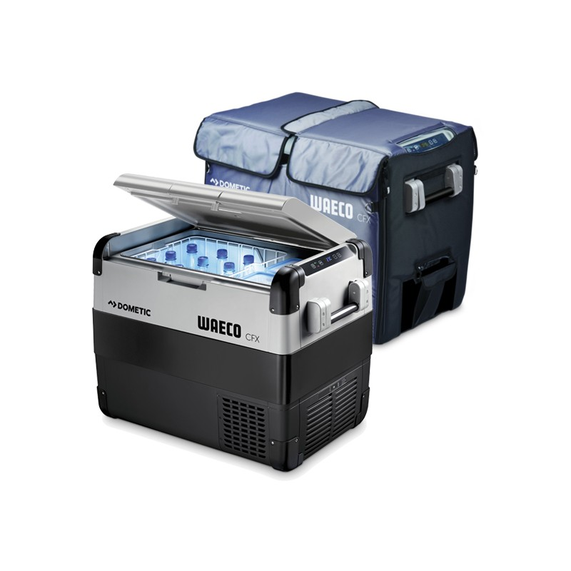 Dometic Waeco CFX65W with Cover