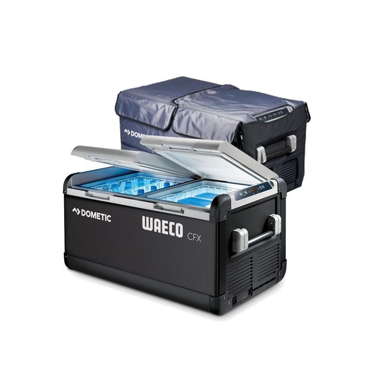 Dometic Waeco Cfx95dzw With Cover Portable Fridge Freezer
