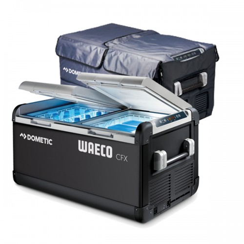 Dometic Waeco CFX95DZW with cover Portable Fridge Model CFX-95DZW
