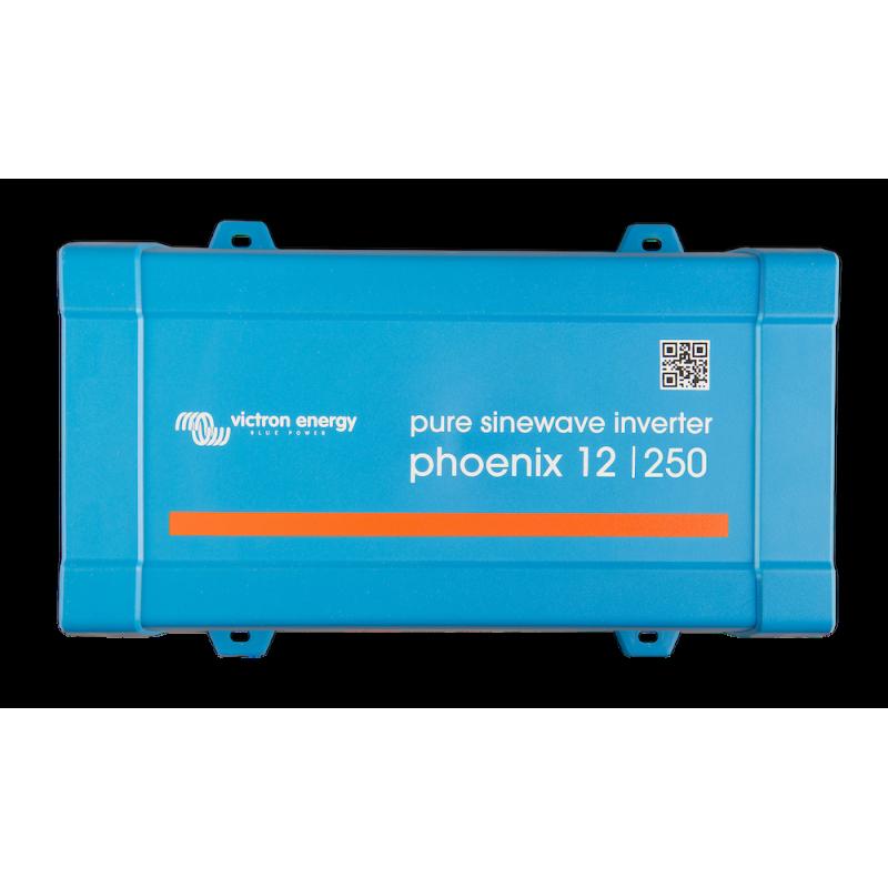 Victron V.E Direct 250 Watt 12 Volt Inverter