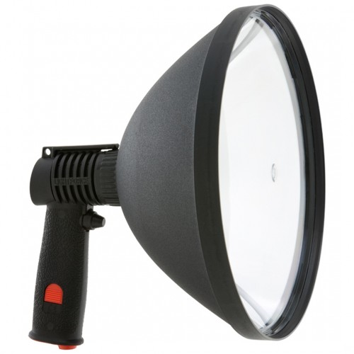 Lightforce Blitz 240mm Handheld Spotlight with Alligator Clips lead