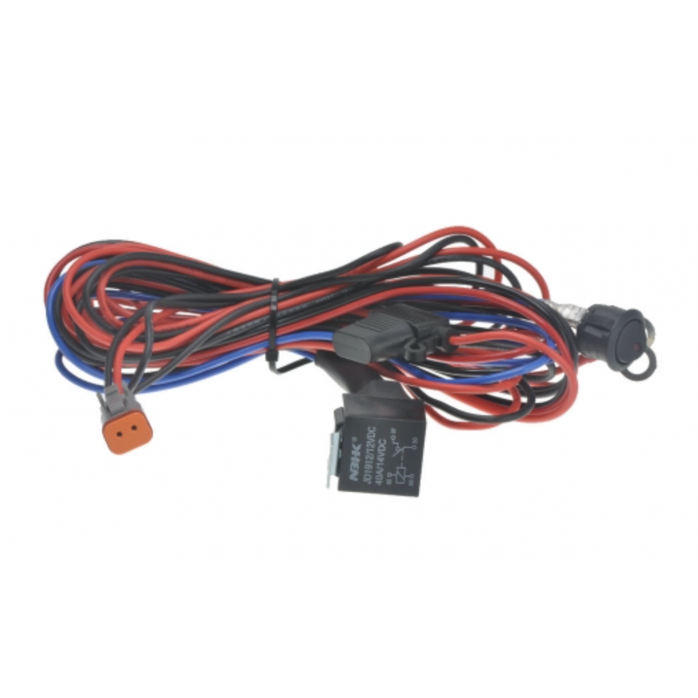 Lightforce Wiring Harness For Rok 10 20 40 Led Work Lights New Technology Series Loading Zoom