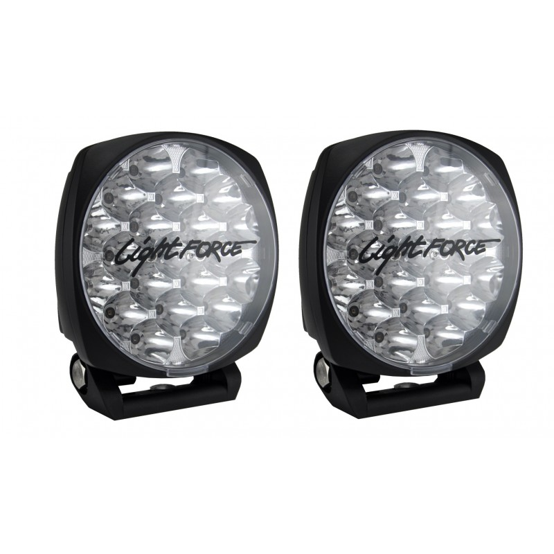Lightforce DL150 Venom LED 12/24V Driving Light Pair