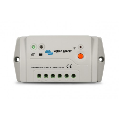 Victron Blue Solar PWM-Pro 12/24V 20 Amp Solar Charge Controller Regulator