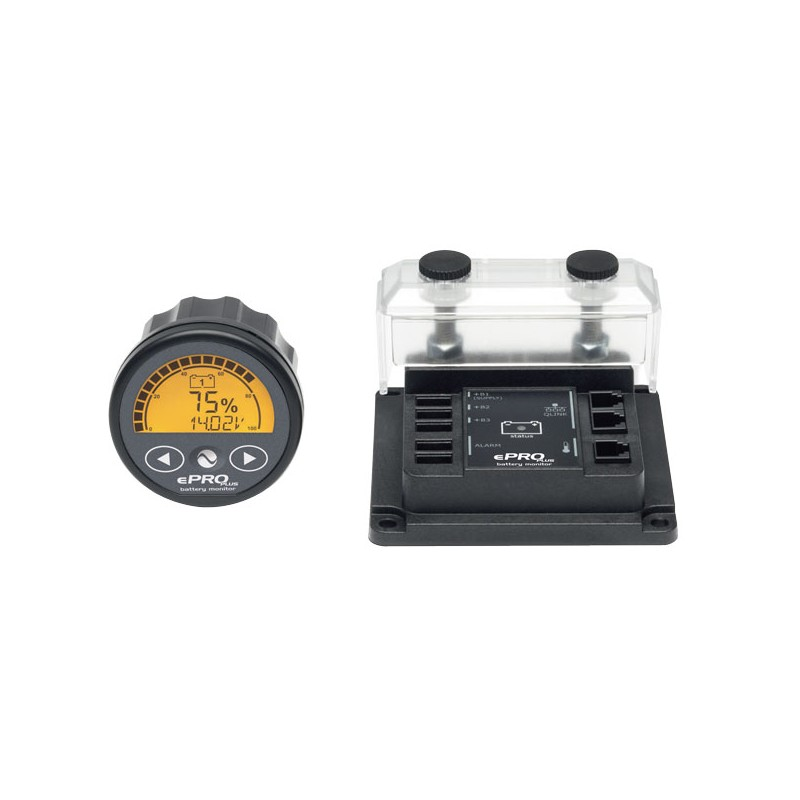 12v Rv Battery Monitor : Enerdrive epro plus battery monitor en on sale now