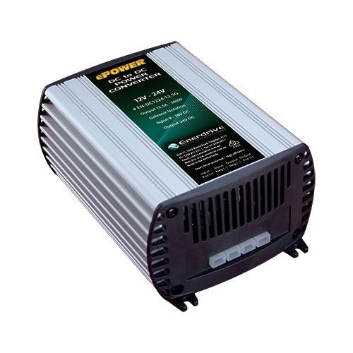 ePOWER 12V - 24V 12.5A DC to DC Converter w Galvanic Isolation
