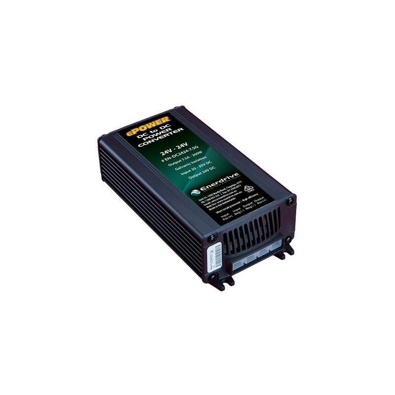 ePOWER 24V - 24V 7.5A DC to DC Converter w Galvanic Isolation