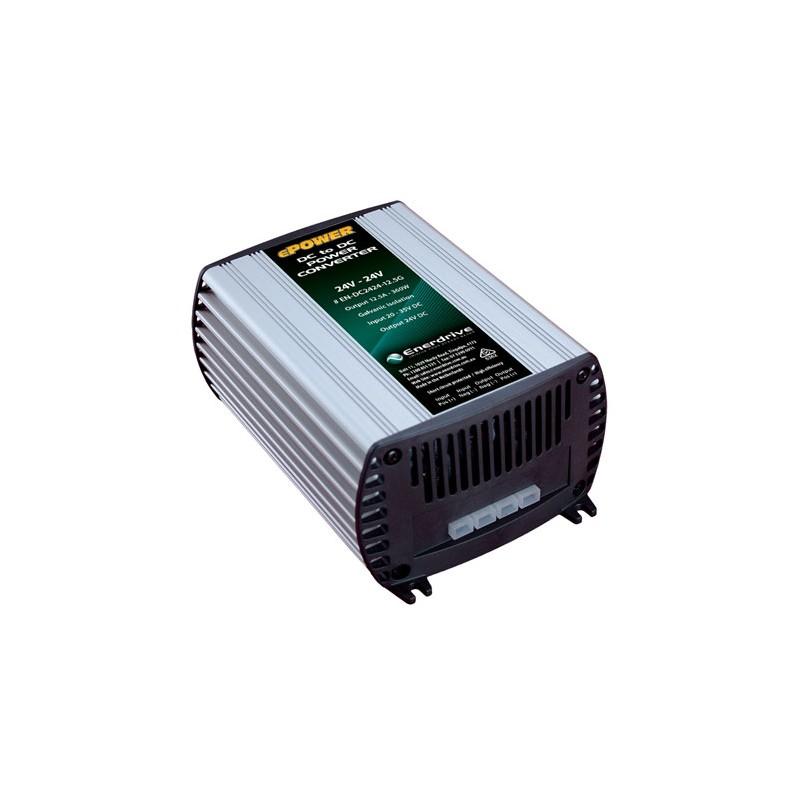 ePOWER 24V - 24V 12.5A DC to DC Converter w Galvanic Isolation