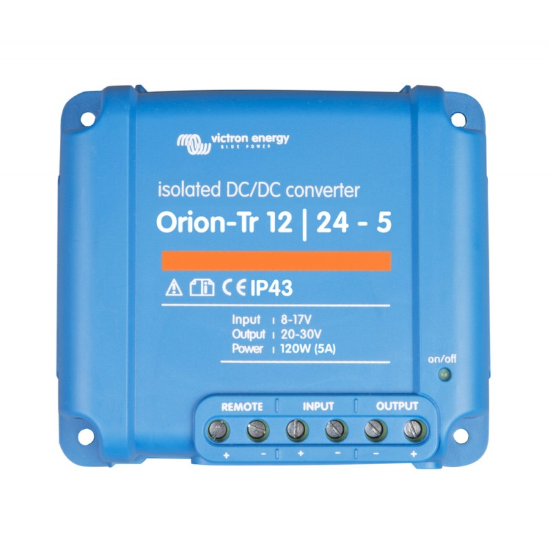 Victron Orion-Tr DC to DC Isolated Converter