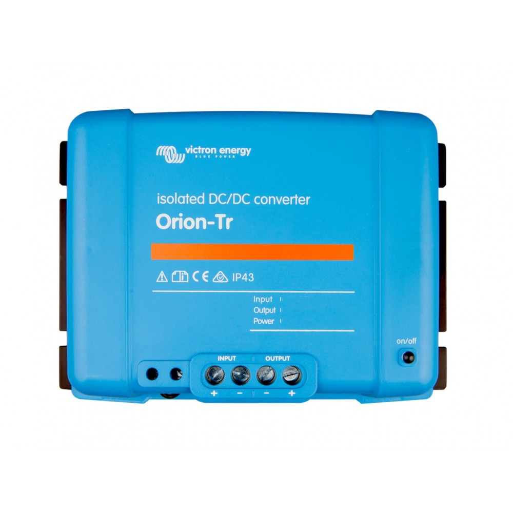 Proper Voltage Connection For 12 And 24 Volt Applications