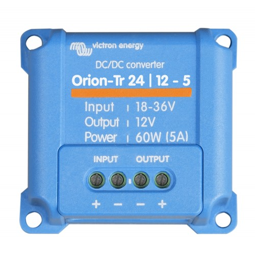 Victron Orion-Tr 24V - 12V 5A DC to DC Non-isolated Converter