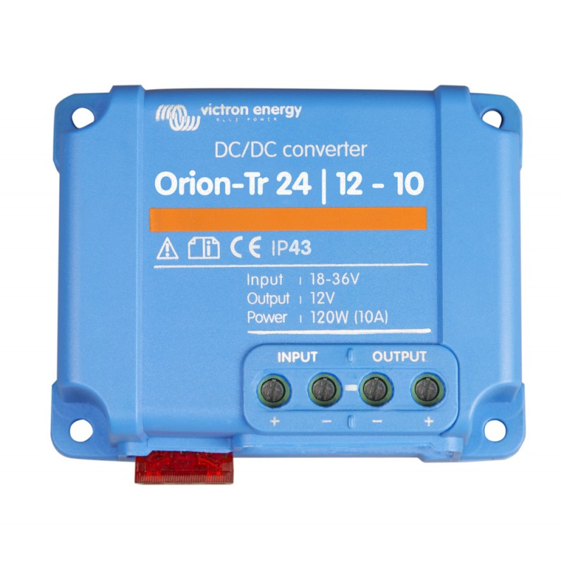 Victron Orion-Tr 24V - 12V 10A DC to DC Non-isolated Converter