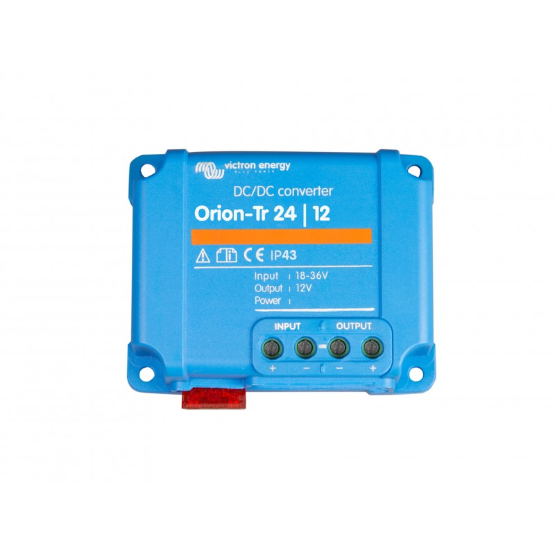 Satellite Tv For Rv >> Victron Orion-Tr 24V - 12V 20A DC to DC Non-isolated Converter on SALE