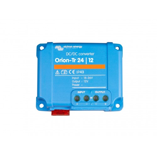 Victron Orion-Tr 24V - 12V 15A DC to DC Non-isolated Converter