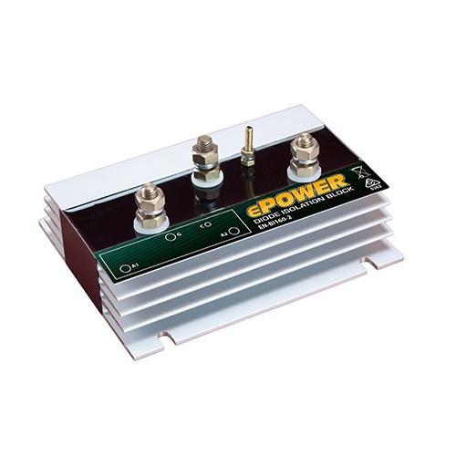 Enerdrive ePower ENB160-2 Diode Battery Isolator 160Amp 2 Battery