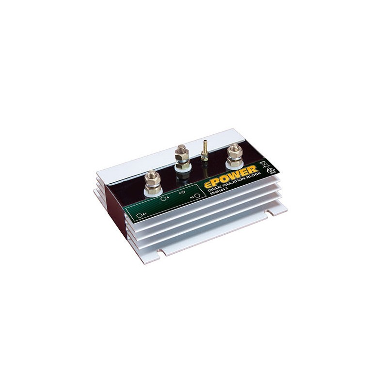 Enerdrive ePower Diode Battery Isolator 160Amp 2 Battery