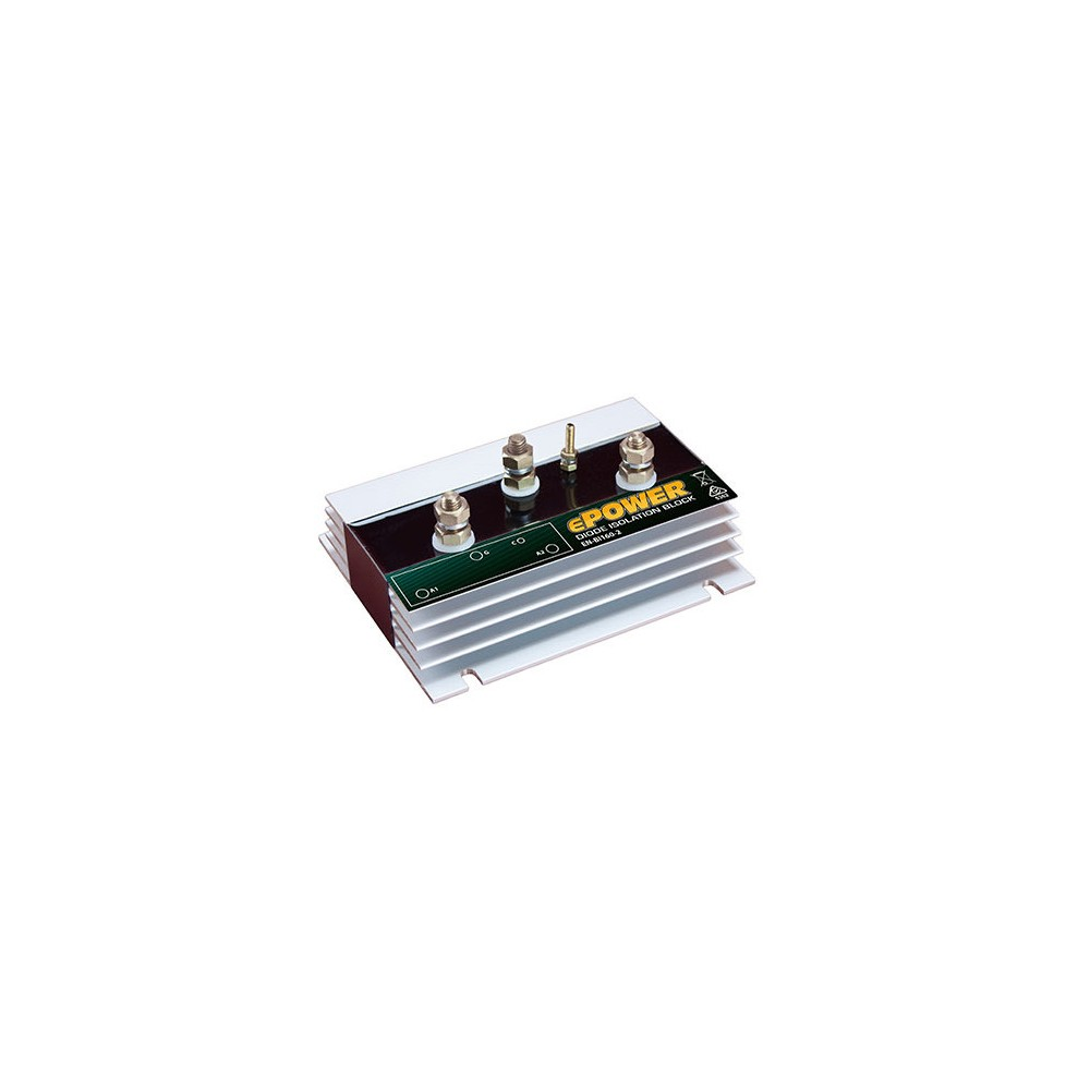Enerdrive Epower En Bi160 2 Diode Battery Isolator 160amp