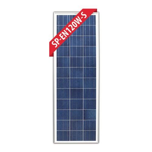 Enerdrive 120 Watt Slim Fixed Solar Panel