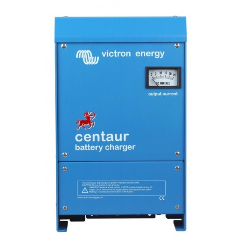 Victron 50 Amp 12V Centaur Battery Charger 3 Banks