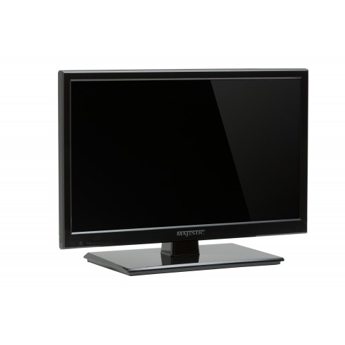 "Majestic 12 Volt 18.5"" LED TV/DVD with MMMI, USB & PVR"