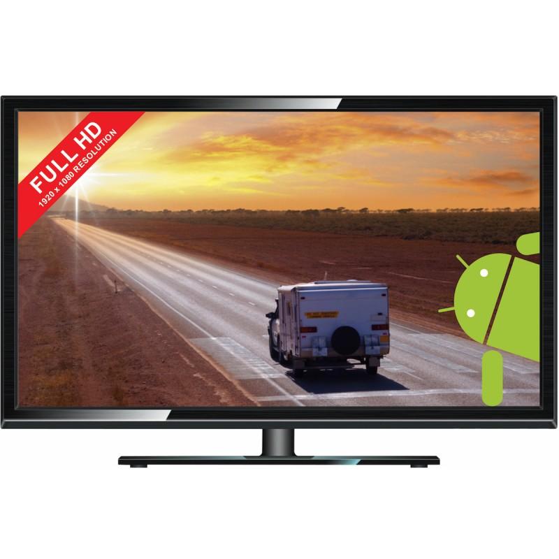 RV Media 32 Inch 12V Full HD Smart LED TV
