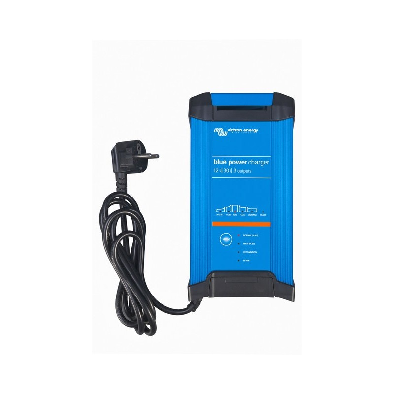 Victron 30 Amp 12v Battery Charger Blue Power 3 Bank For