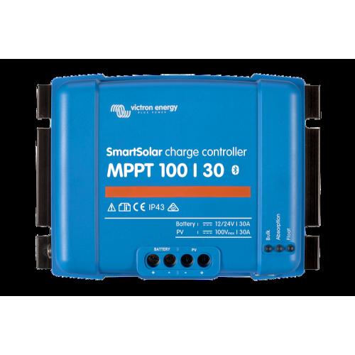 Victron Smart Solar MPPT 100/30 30 Amp Bluetooth Solar Charge Controller Regulator