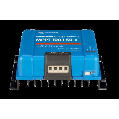 Victron Smart Solar MPPT 100/50 50 Amp Bluetooth Solar Charge Controller Regulator