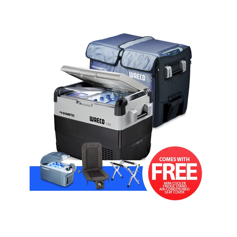 Dometic Waeco CFX65DZ Portable Fridge with Cover