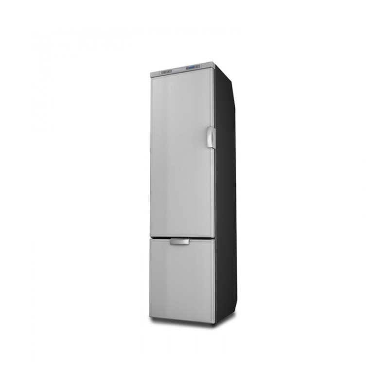 Vitrifrigo Slimtower150 Stainless Steel 12/24V Double Door Fridge Freezer