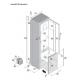 Vitrifrigo Slimtower150 Stainless Steel 12/24V Double Door Fridge Freezer