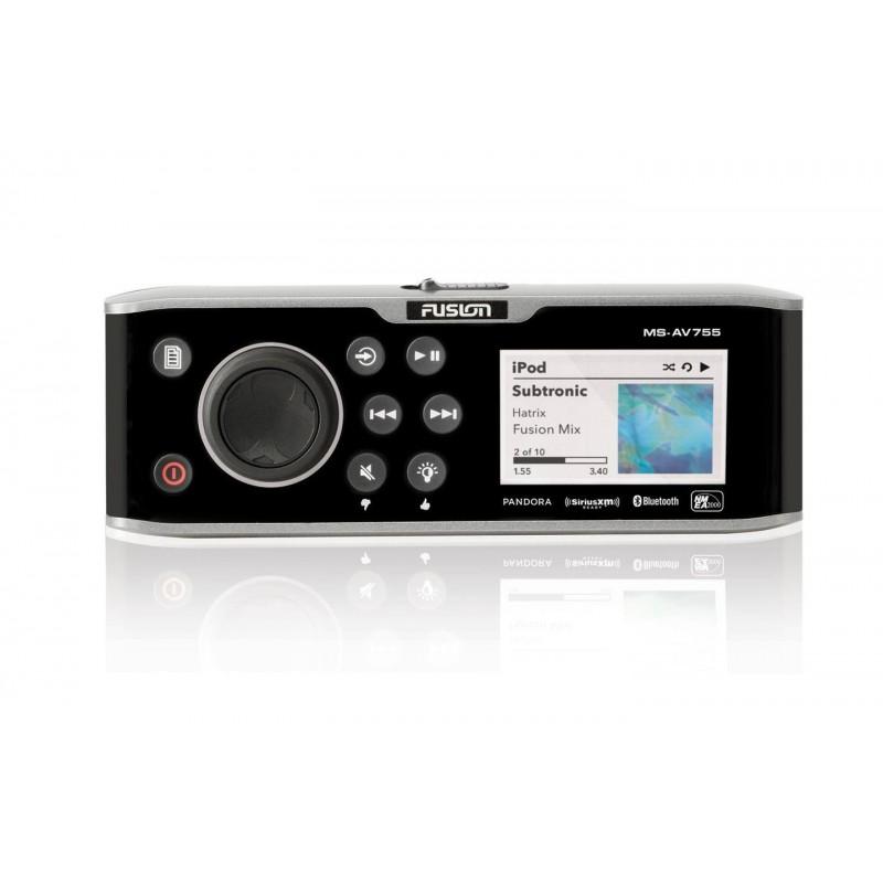 Fusion Marine Boat Stereo CD/DVD MS-AV755