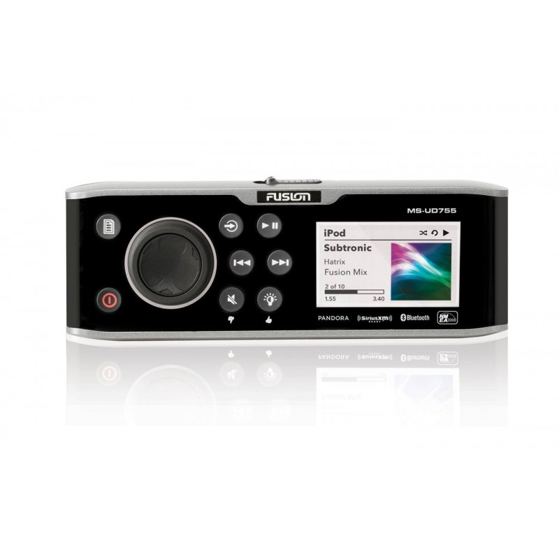 Fusion Marine Boat Stereo UniDock MS-UD755