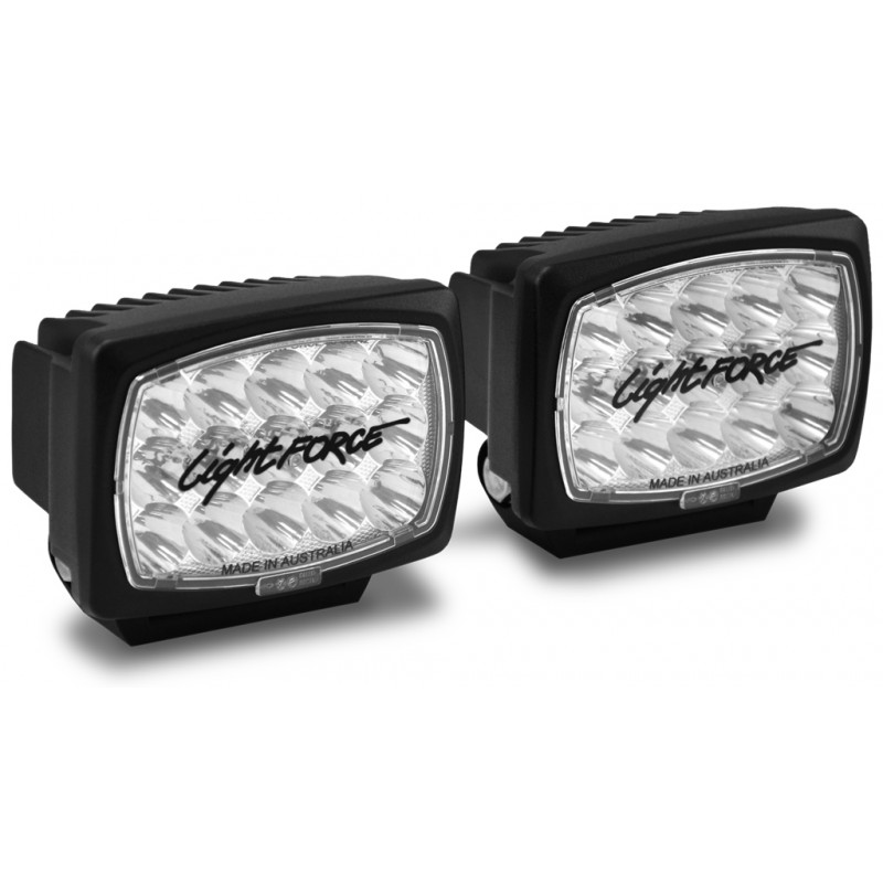 Lightforce Striker LED Driving Light Pair