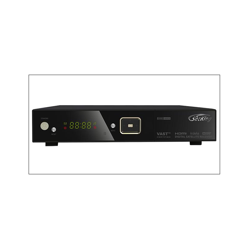 SatKing DVBS2-800CA VAST Satellite Receiver