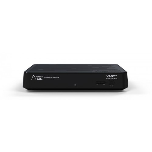 UEC Dual Tuner VAST Receiver with built-in 500GB HDD - DSD4921RV PVR