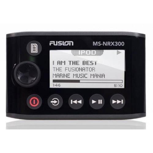 Fusion Marine Black Box with Wired Remote MS-BB300Ri