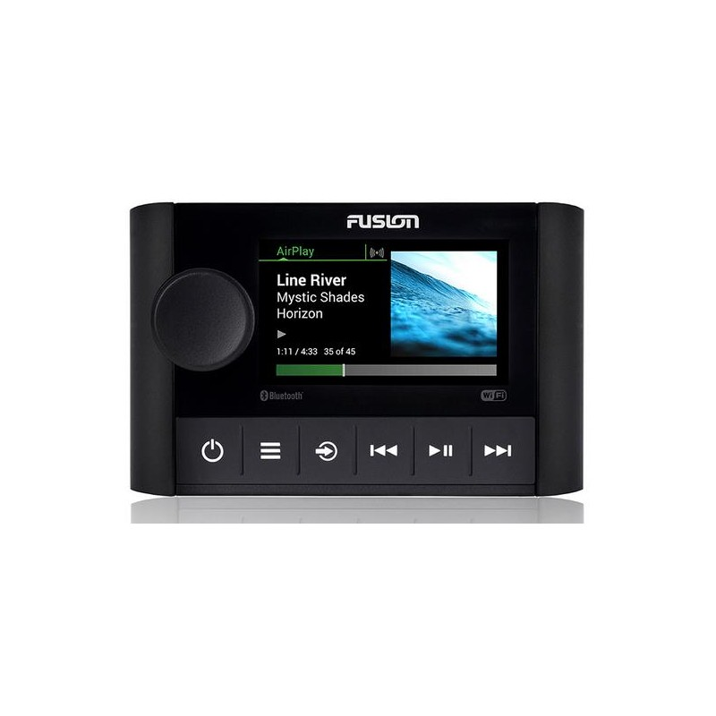Fusion Apollo Marine Zone Stereo With Built-In Wi-Fi MS-SRX400
