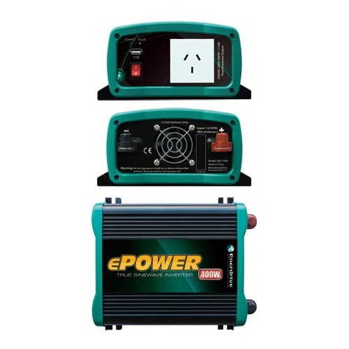ePOWER 400W Pure Sine Wave Inverter