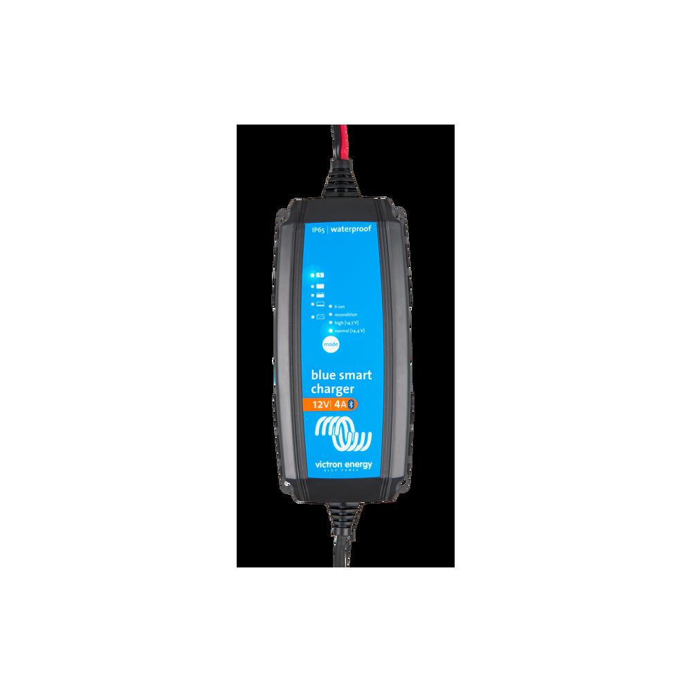 Victron Blue Smart 4 Amp 12v Bluetooth Marine Battery