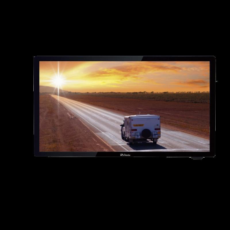 Rv Media 32 Inch 12v Fhd Smart Led Tv 044694 For Caravan