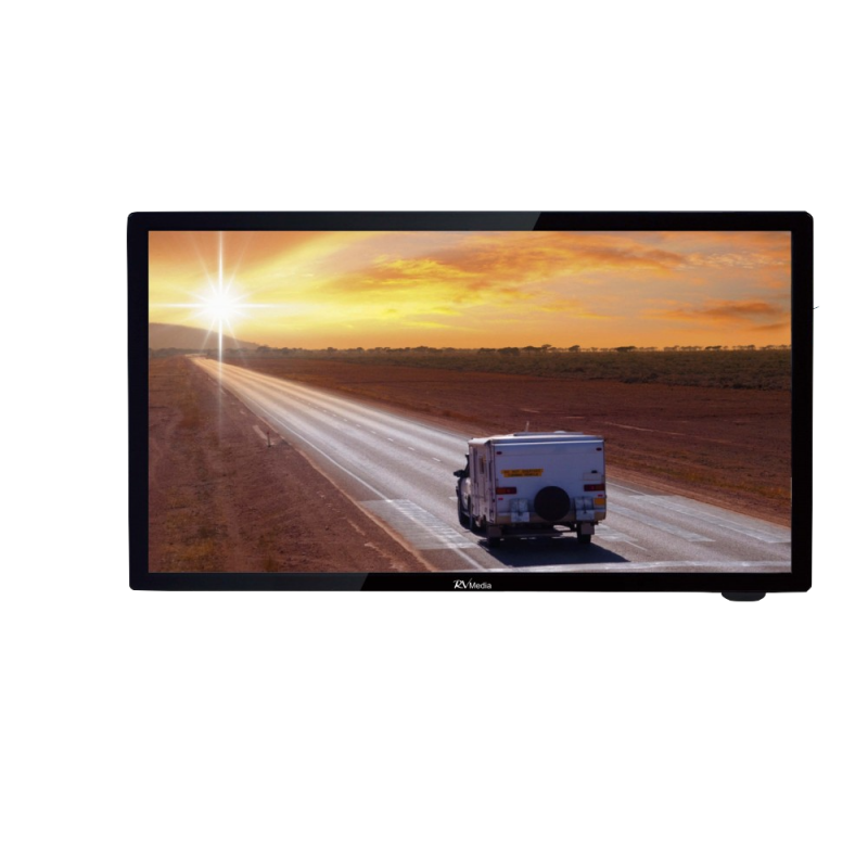 RV Media 32 Inch 12V FHD Smart LED TV 044694 For Caravan