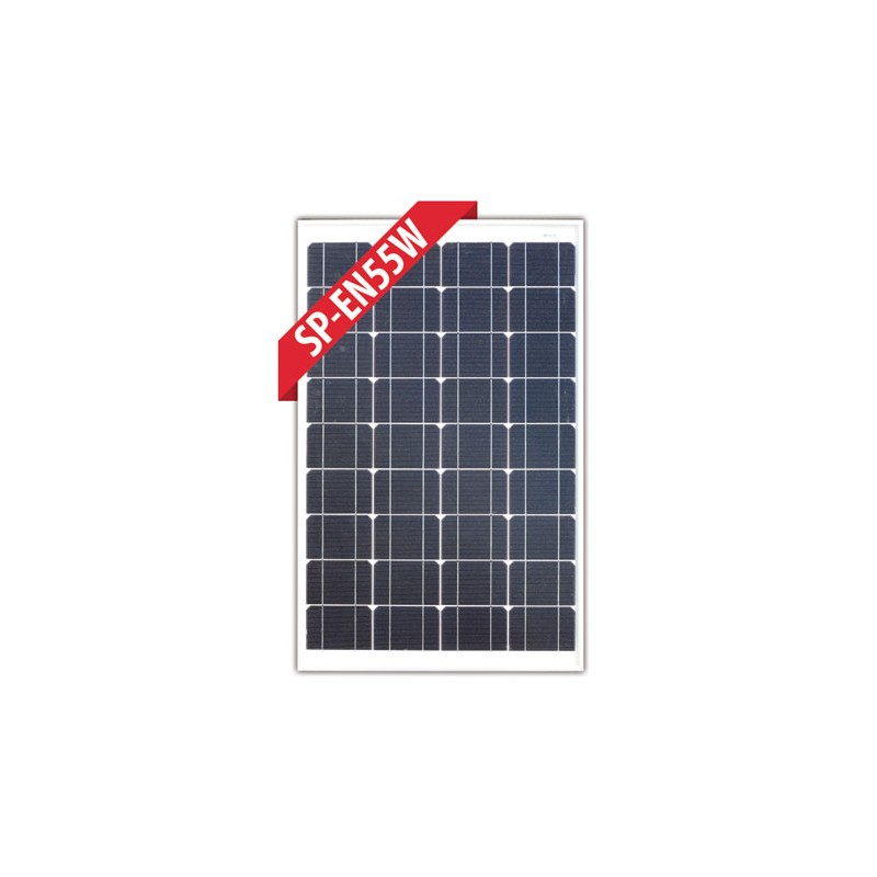 Enerdrive 55W Fixed Solar Panel