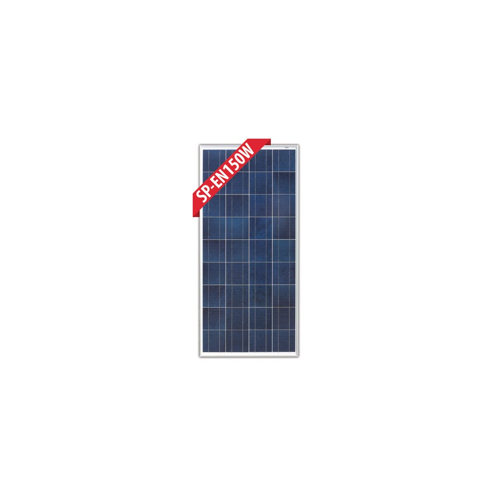 Enerdrive 150 Watt Fixed Solar Panel Sp En150w On Sale Now