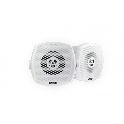 "Fusion True Marine 4""Outdoor Box Speaker Pair MS-BX402"