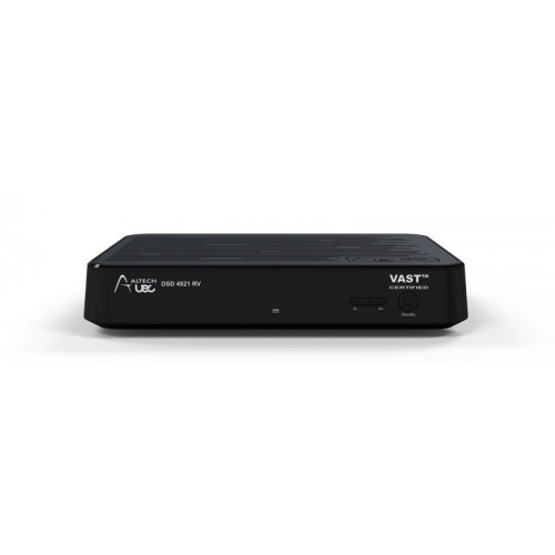 UEC VAST Dual Tuner PVR Ready Receiver - DSD4921RV