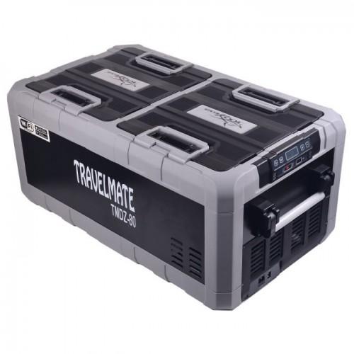 Evakool Travelmate TMDZ-80 Dual Zone Fridge/Freezer